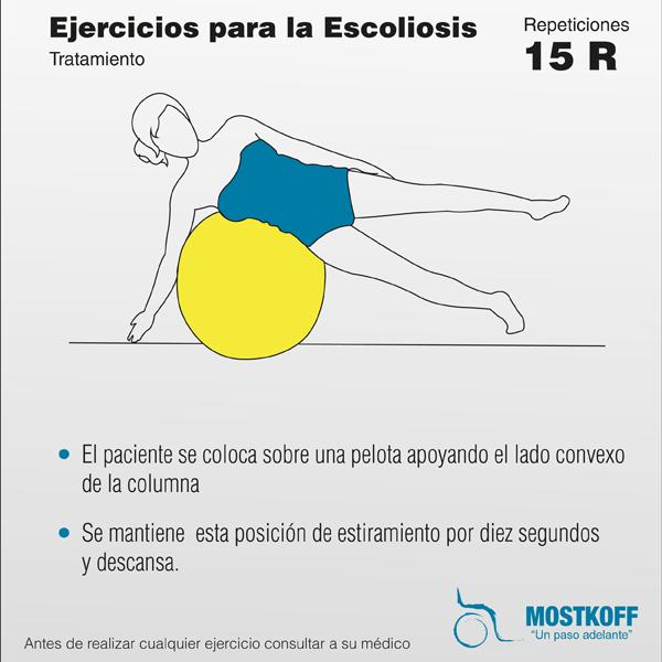 Que deportes a la curvatura de la columna vertebral