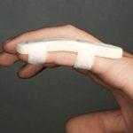 Férula para Inmovilización de Articulaciones Interfalángicas Proximales y Distales