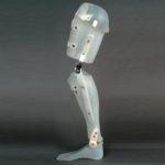 Aparato Largo Mixto con Socket Cuadrilateral