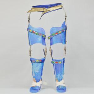 AFO: Por Sus Siglas En Inglés; Ankle Foot Orthosis: Ortesis De Tobillo-Pie