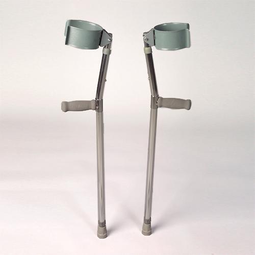 Muleta de Aluminio Canadiense